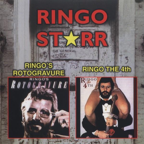 Ringo Starr - 1999 - Ringo's Rotogravure & Ringo The 4th